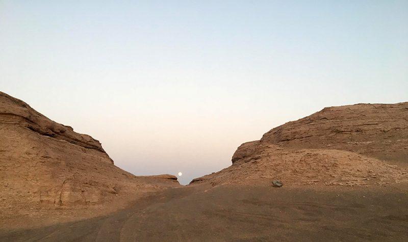 Kerman Lut desert