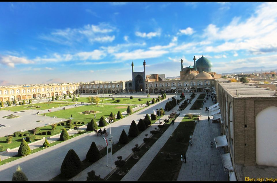 Naghsh-e Jahan Historical Complex (Imam Square)
