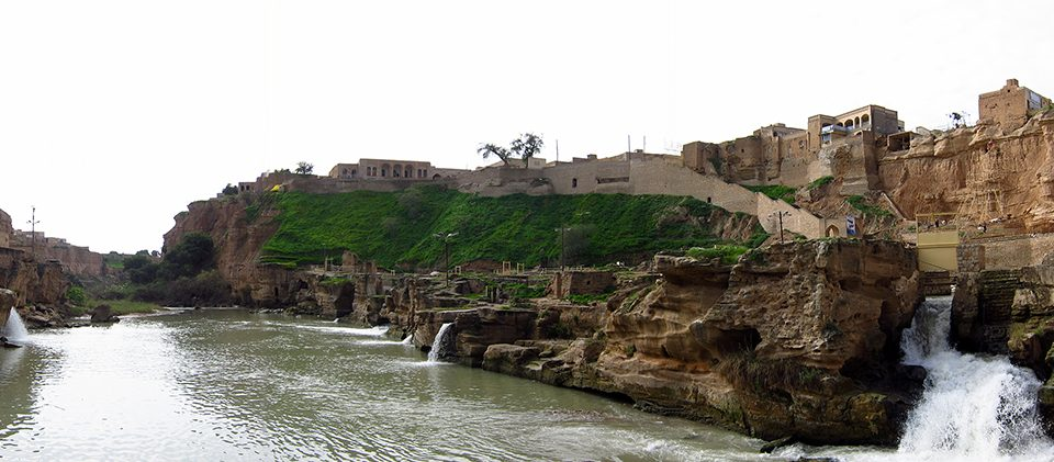 Shushtar Falls