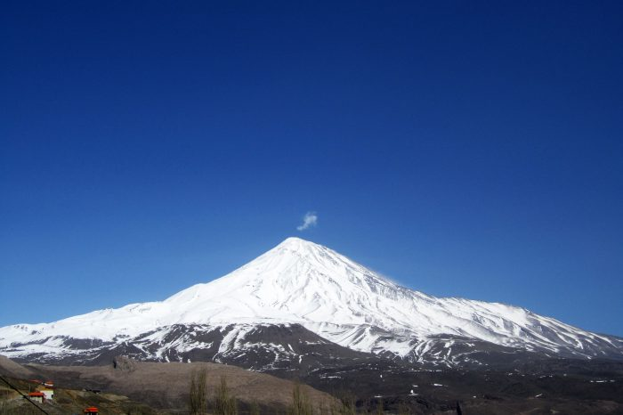 Climbing Damavand Mount
