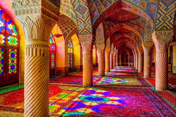 IRAN ROUND TRIP