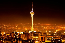 To Iran,Iranhrc,Milad Tower