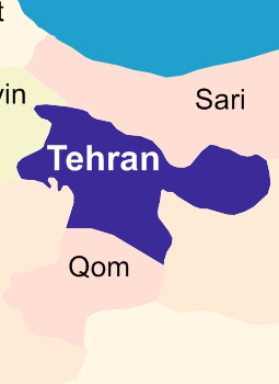 Tehran,To Iran,Iran Capital