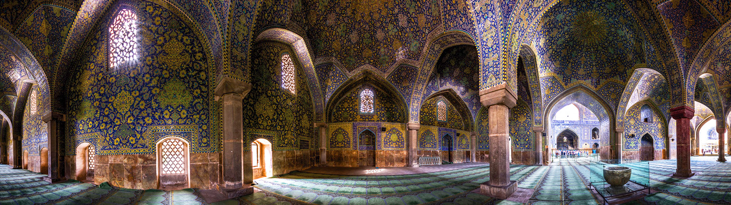 Iran Architecture Tour