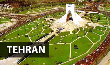 Tehran,Capital of Iran