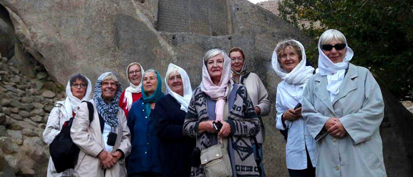 Iran Women Only Tour
