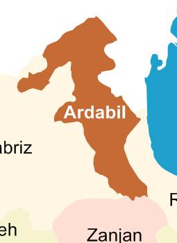Ardabil, Ardebil