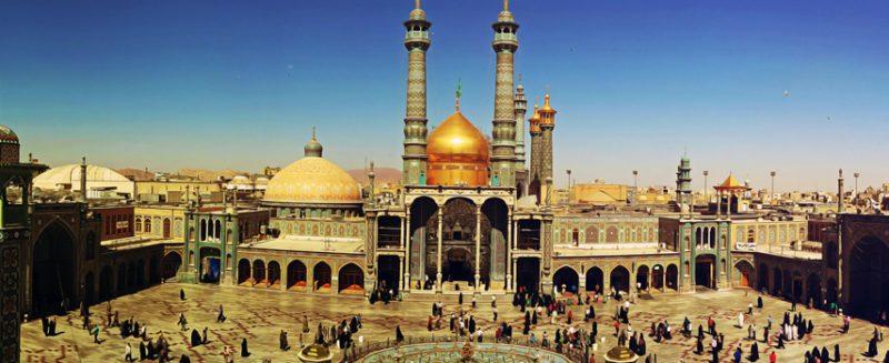 Qom, To Iran
