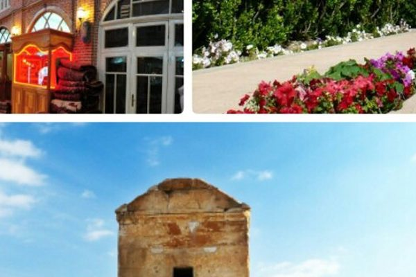 World Heritage Sites of Iran
